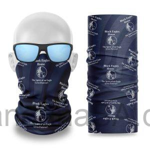 Tubular Multifunctional bandanas Custom branded